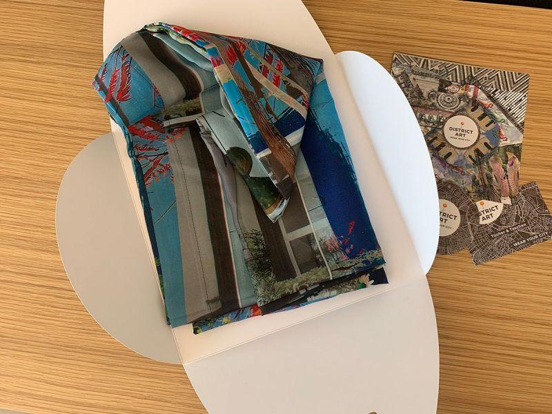 Kuvertverpackunggeschlossen
